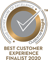 2020 Best Customer Experience Finalist